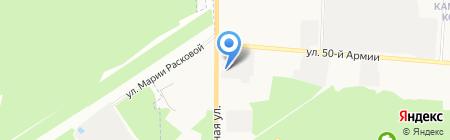 АирПром-Сервис на карте Брянска