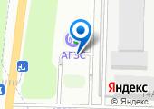 АГЗС на Литейной на карте