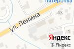 Схема проезда до компании Мир-Мото в Супонево