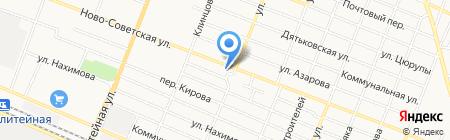 Мастерская по ремонту телевизоров на карте Брянска