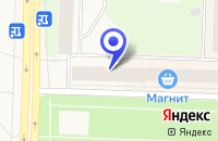 Схема проезда до компании УНИВЕРМАГ ЛЕБЕЙКО Ю.С. в Сегеже