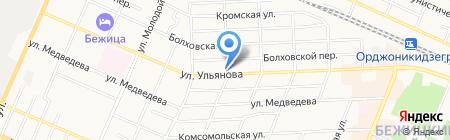 Вероника на карте Брянска