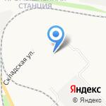 Теплосфера на карте Петрозаводска