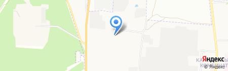 Союзантисептик на карте Брянска