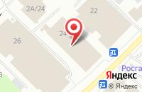 Схема проезда до компании АРОМАТ в Петрозаводске