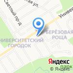 Совенок на карте Петрозаводска