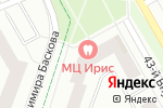 Схема проезда до компании Каскад в Петрозаводске