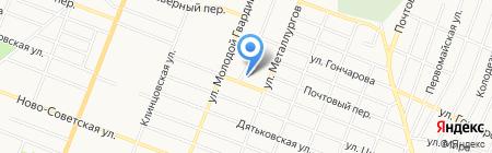 Банкомат Среднерусский банк Сбербанка России на карте Брянска