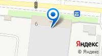 Компания Фирма по производству дверей на карте