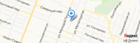 Бытовые товары магазин на карте Брянска