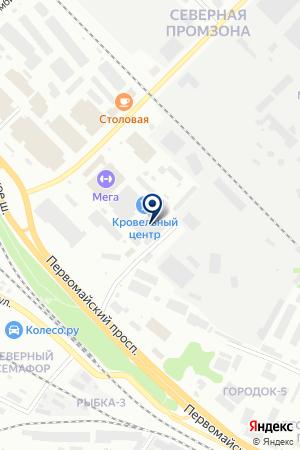 ПТФ ЭЛЕКТРОКОМПЛЕКТ-ПЛЮС на карте Петрозаводска