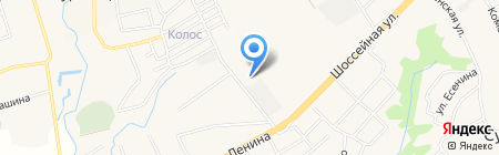 БРЯНСКЕВРОТРАНС на карте Супонево