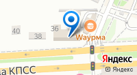 Компания Магазин матрасов и постельных принадлежностей на карте