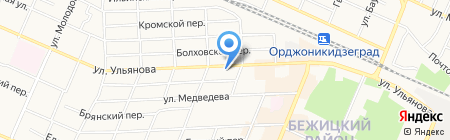 ЧистоГрад на карте Брянска
