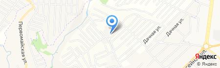 Русские балконы на карте Супонево