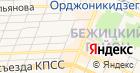 Брянские квартиры на карте