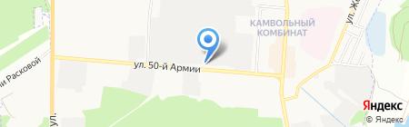 Банкомат Банк ВТБ 24 на карте Брянска