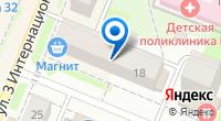 Компания Площадь мастеров на карте