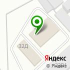 Местоположение компании Автотехцентр на Шоссейной