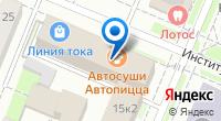 Компания ДОДОР на карте