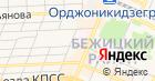 Секонд-хенд на Комсомольской на карте