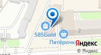 Компания Саморезы на карте