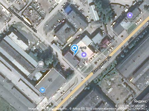 Сдается земля промышленного назначения, Петрозаводск, Заводская улица, 4А