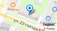 Компания Окна ЭКО на карте