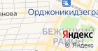 Брянская областная детская туберкулезная больница на карте