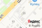 Схема проезда до компании Европарт Рус в Супонево