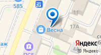 Компания МЯТА на карте