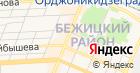 Надежный Дом на карте