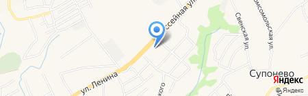 Экспресс-Деталь на карте Супонево