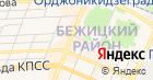 Деловой Брянск на карте