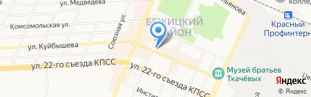 Доктор на карте Брянска