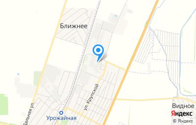 Местоположение на карте пункта техосмотра по адресу Респ Крым, Красногвардейский р-н, пгт Красногвардейское, ул 50 лет Октября, д 26