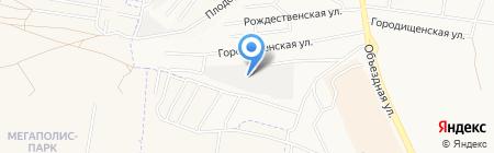 Центр эвакуации автомобилей на карте Брянска