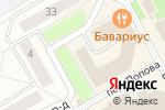 Схема проезда до компании Мечта в Петрозаводске