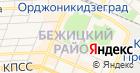 АБВГДейка на карте