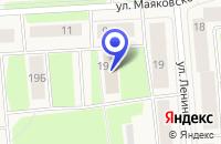 Схема проезда до компании АДВОКАТСКОЕ БЮРО ПРАВОЗАЩИТНИК в Сегеже