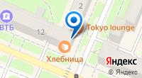 Компания Мобис на карте
