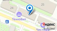 Компания МИКВидео на карте