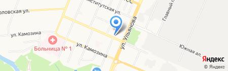 МИКВидео на карте Брянска