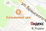 Схема проезда до компании Автомоечный комплекс в Путевке