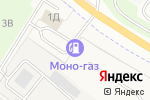 Схема проезда до компании АГЗС в Путевке