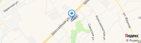 АГРОГАЗ на карте Супонево