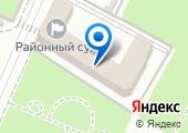 Бежицкий районный суд г. Брянска на карте