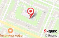 Схема проезда до компании Издательский Дом  в Брянске