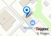 Motor-zona.ru на карте