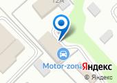 автомастерская motor-zona на карте